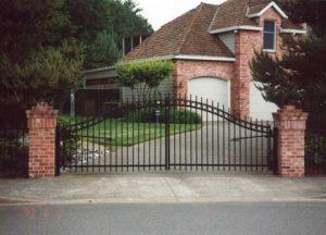 Residential Gate Repair Humble